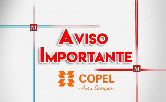 Copel emite nota alertando em relação à fake news sobre desligamentos programados