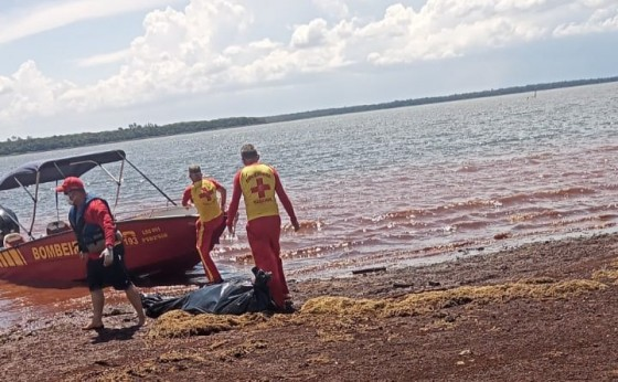 Corpo do homem desaparecido é localizado no Lago de Itaipu