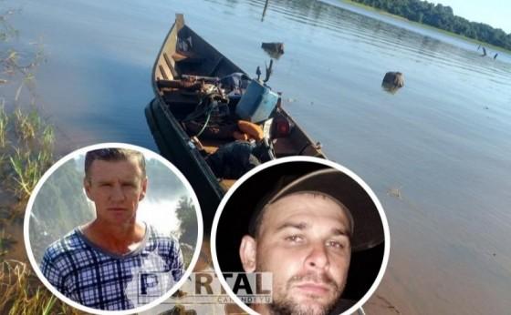 Corpos dos dois moradores de Santa Helena que estavam desaparecidos são encontrados no Paraguai
