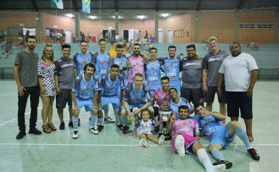 Definidos os campeões do XVI Regionalito de Itaipulândia