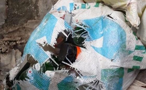 Departamento de Meio Ambiente de Missal pede à população maiores cuidados com as bolsas de Ráfia