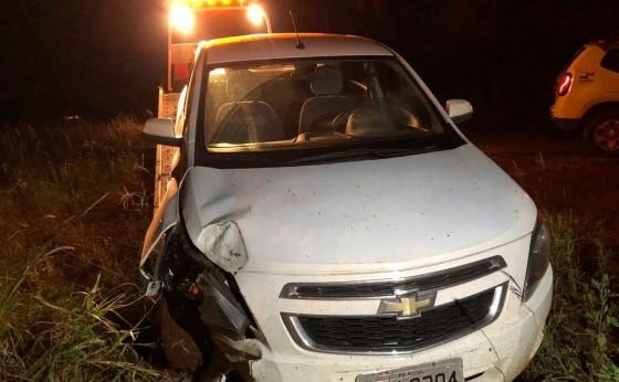 Dois carros são roubados em São Miguel do Iguaçu e um é recuperado pela PM