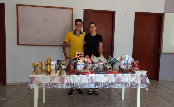 2º Torneio de Pênaltis rende 50 kg de alimento para a Secretaria de Assistência Social de Missal