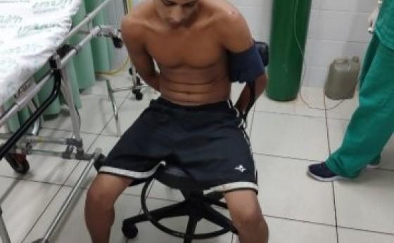 Em ação rápida, PM prende em flagrante indivíduo que tentou estuprar adolescente em Medianeira