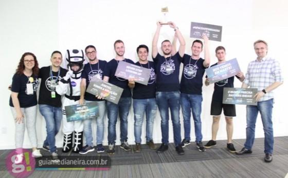Equipe da UTFPR Medianeira conquistam primeiro lugar em Maior Hackaton do Mundo