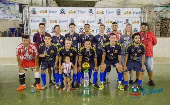 Equipe de Missal é campeã do Futsal Masculino no 27º Regionalito
