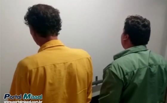 Estelionatários que aplicaram golpe em Missal são presos novamente em Cascavel