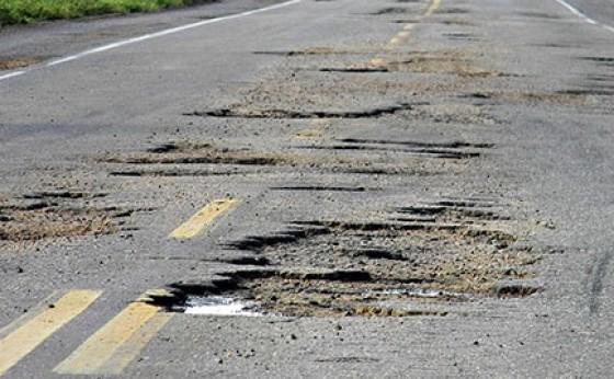 Estudo mostra problemas estruturais em mais de 55% das rodovias no Paraná