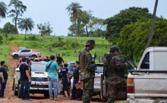 Família brasileira é sequestrada no Paraguai