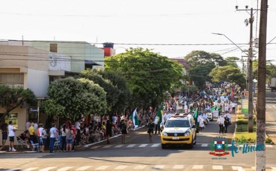 Família e Educação: Desafio de Todos será o tema do Desfile Cívico em Missal