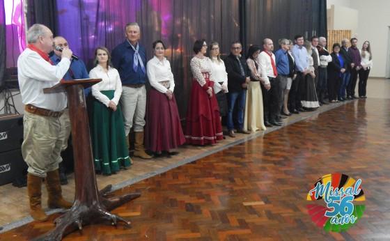 Fandango no CTG Porteira Nova fica marcado por ter sido o Último  discurso do Prefeito Maneco