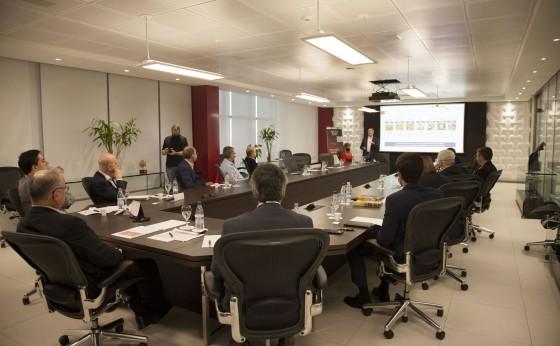 Frimesa recebe BNDES para diálogo sobre fontes de financiamentos