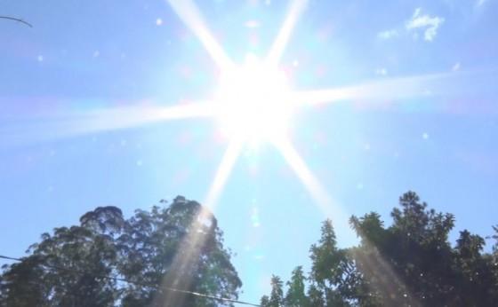 Frio se despede com previsão de 30ºC no próximo fim de semana