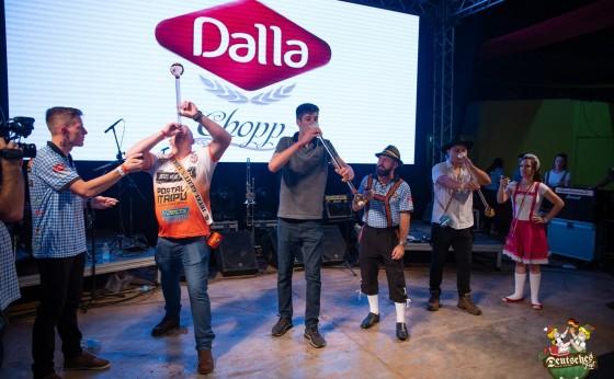 Ganhadores do Concurso Chopp em Metro na 18ª Deutsches Fest
