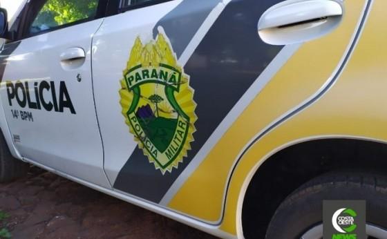 Homem ateia fogo em móveis, agride esposa e acaba preso pela PM em Itaipulândia