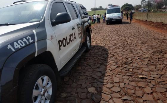 Homem é encontrado morto no interior de Itaipulândia