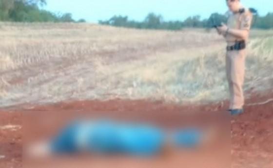Homem é morto com tiros de espingarda no interior de Céu Azul