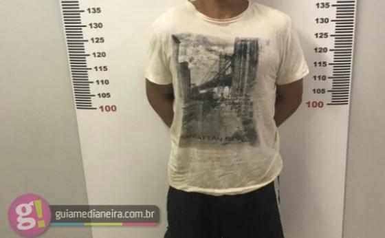 Homem é preso pela PM após ser flagrado por morador abusando de mulher acamada em Itaipulândia