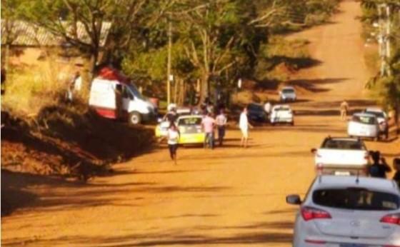 Homem mantém filha de 3 anos em cárcere privado e é morto no Dia dos Pais no Paraná