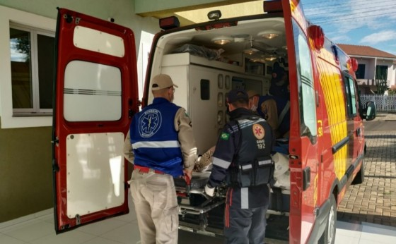 Homem morre após ser baleado em açougue no interior de São Miguel do Iguaçu