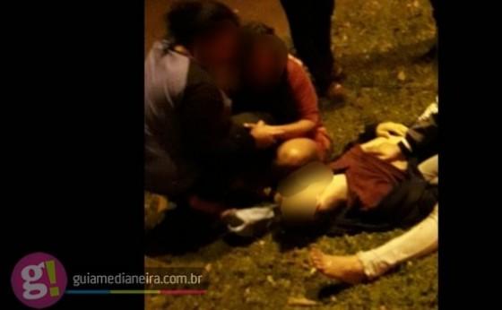 Homem morre e outro fica em estado grave após serem baleados durante a madrugada em Medianeira