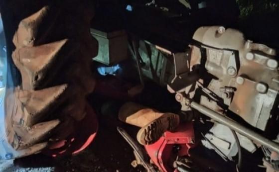 Homem morre esmagado por trator no interior de Ramilândia