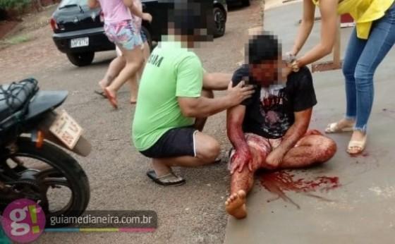 Homem sofre tentativa de homicídio em Medianeira