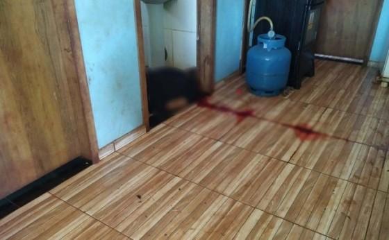 Homem suspeito de esfaquear mulher no bairro Vila Rica é executado com aproximadamente 7 tiros