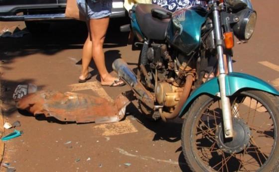 Homem tem perna parcialmente amputada e outro fica ferido após colisão em São Roque