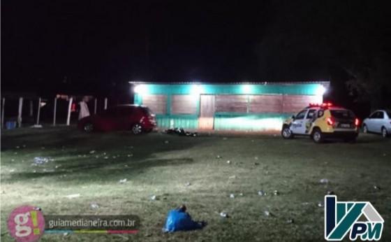 Homicídio é registrado na Chácara das Palmeiras em Medianeira
