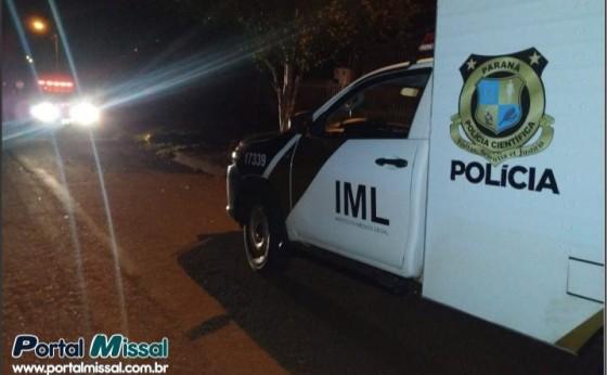 Identificado homem encontrado morto em São Miguel do Iguaçu