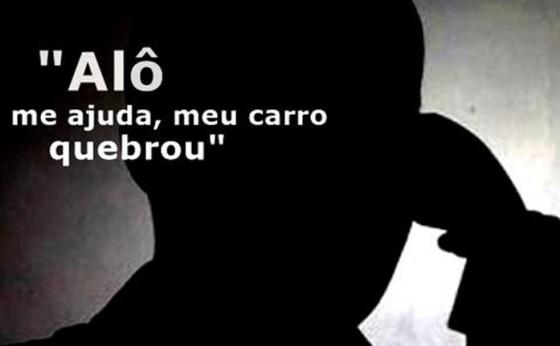 Idosa quase cai no golpe do suposto sobrinho em Itaipulândia