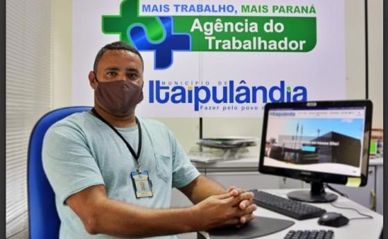 ITAIPULÂNDIA – Agência do Trabalhador está em novo endereço
