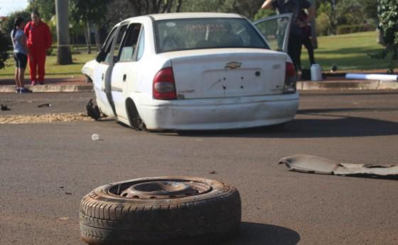 Itaipulândia: Cenas de resgate e mobilização de ambulâncias e socorristas assustam moradores