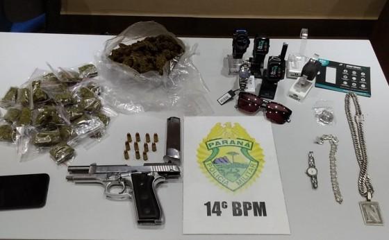 Itaipulândia: assaltantes que cometeram assalto à relojoaria foram presos