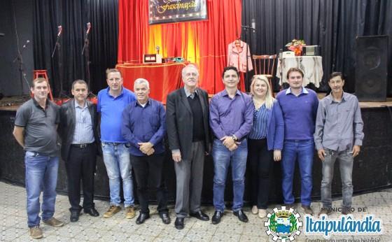 Itaipulândia recebeu o encerramento do 10º ciclo de conscientização da SindiTabaco