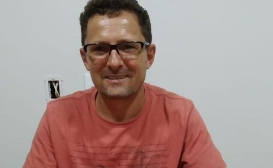 Jair Bogler se filia ao MDB