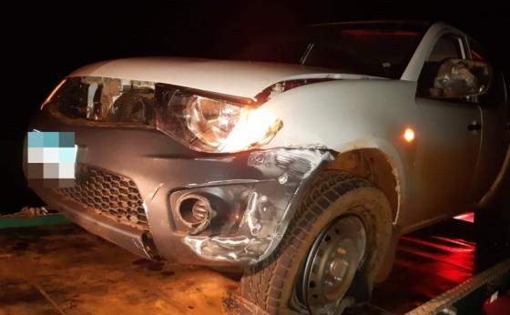 Jovens ficam feridos em acidente na BR 277 em São Miguel do Iguaçu
