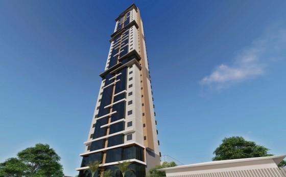 Lançado oficialmente o maior edifício do Oeste do Paraná