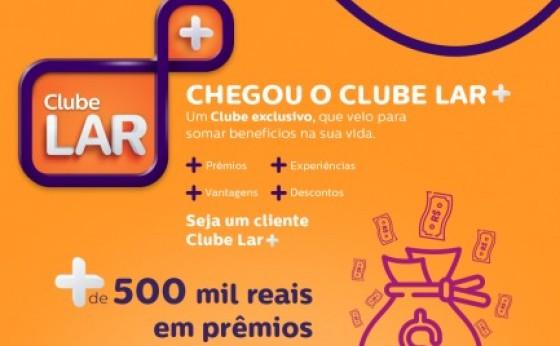 Lar Cooperativa anuncia campanha de prêmios e lança o Clube Lar+