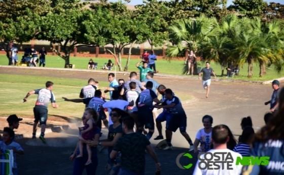 Linha Mineira é eliminada da Copa Oeste de Futebol por briga generalizada no último domingo (23)