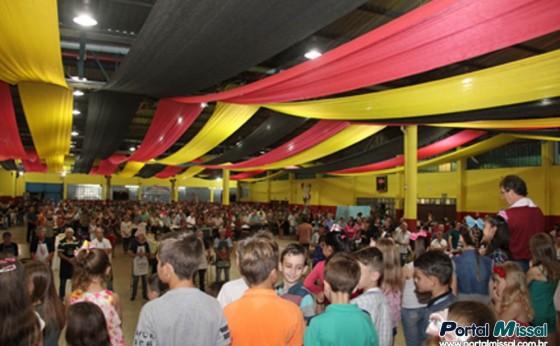 Mais de 1.100 pessoas participaram do Festival de Galinhada