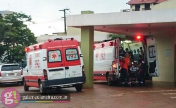 Medianeira: Cinco pessoas são socorridas após grave acidente registrado na rodovia PR 495