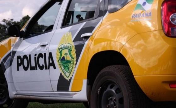 Medianeira: Condutora de caminhonete é detida após atingir moto parada em semáforo