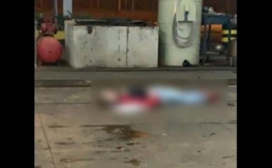 Medianeira: Homem é morto com disparos de arma de fogo em posto de combustíveis