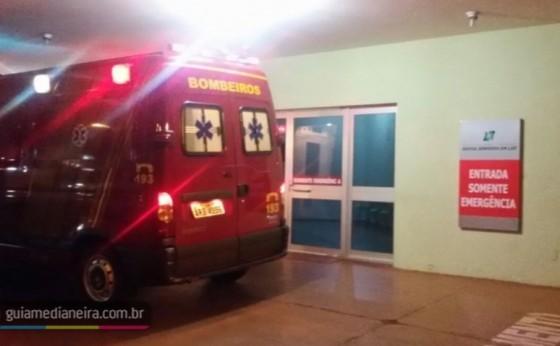 Medianeira: Mulher sofre traumatismo craniano após sofrer queda em aviário