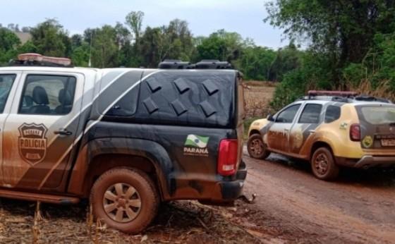 Medianeira: Ossada é encontrada ao lado de estrada rural