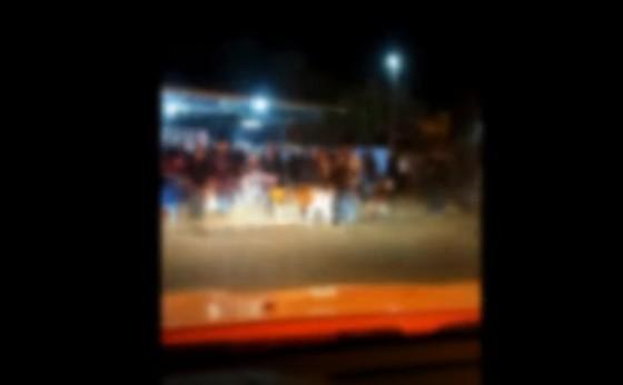 Medianeira: PM dispersa aglomeração e acaba com festa com 150 pessoas