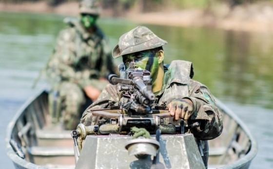 Militares do Brasil e do Paraguai estarão realizando Operação Paraná em Itaipulândia