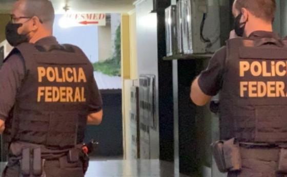 Missal e São Miguel: Polícia Federal cumpre mandados de prisão e busca e apreensão